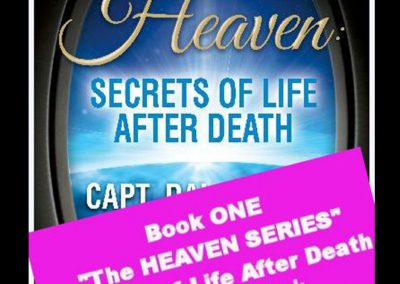 VISITING HEAVEN Book Project – Book One