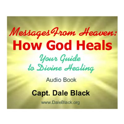 "50% OFF ! ""How God Heals"" - Audio Book (Now Only $19.98)"