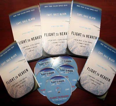 Flight to Heaven – Captain's Pack