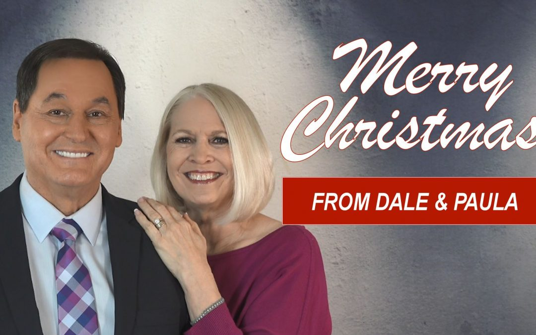 Merry Christmas from Dale & Paula
