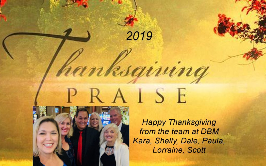 Personal Strength With Praise & Thanksgiving – Dale & Paula Black