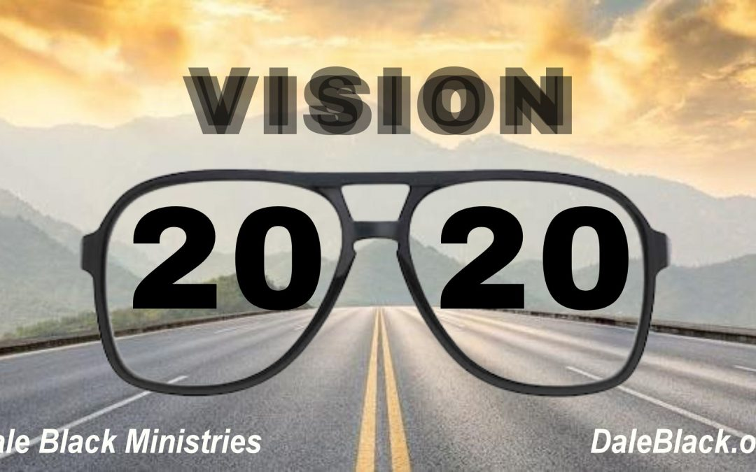 Welcome to 2020! – Dale & Paula Black