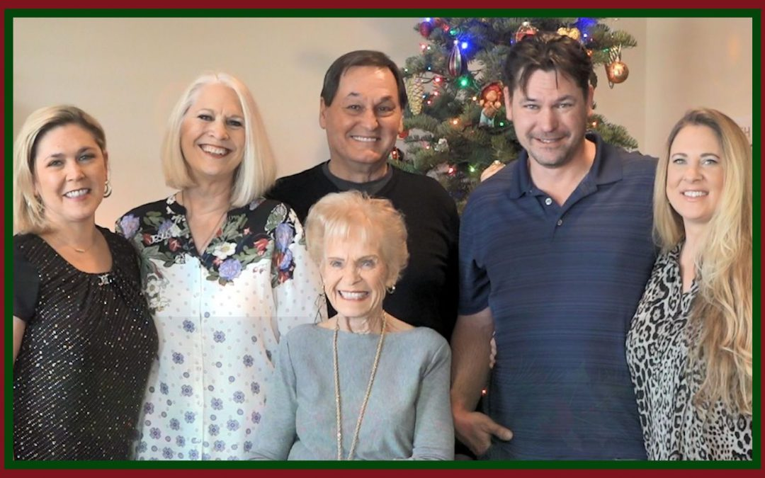 Merry Christmas 2019 from Dale, Paula, Kara and the Black Family