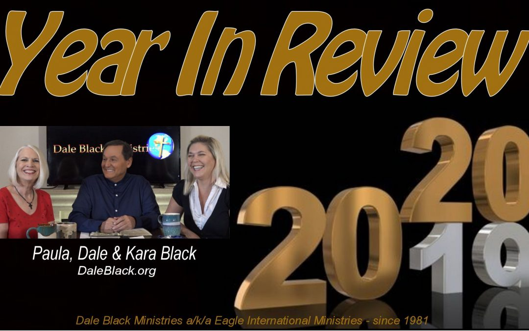 Dale Black Ministries Year In Review