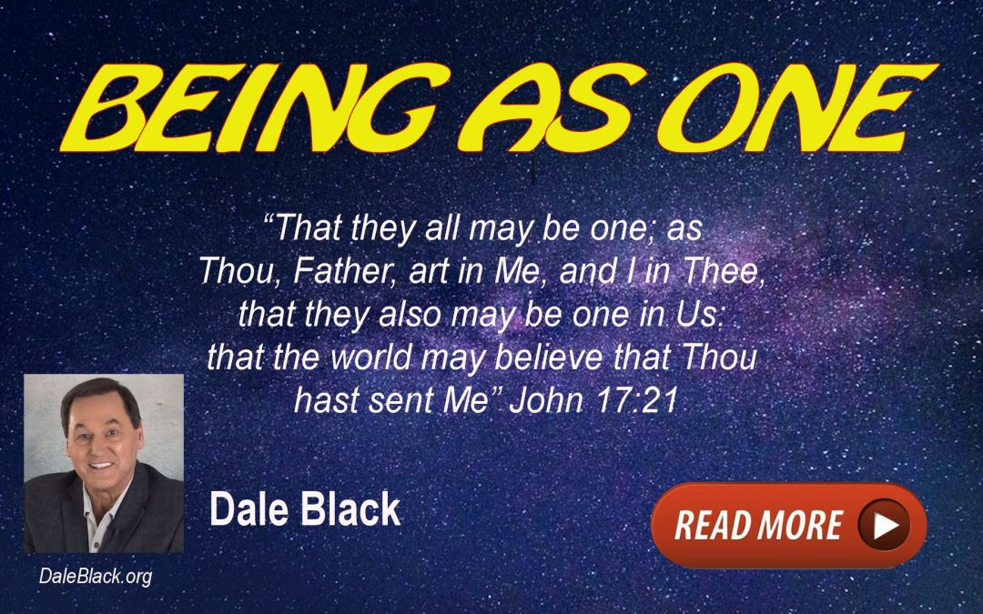 Being As One – Dale Black