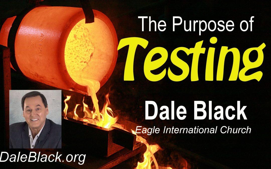 The Purpose of Testing – Dale Black