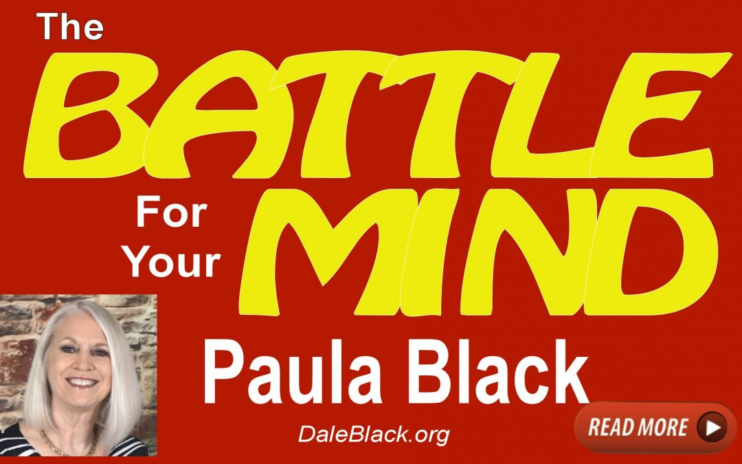 The Battle For Your Mind – Paula Black