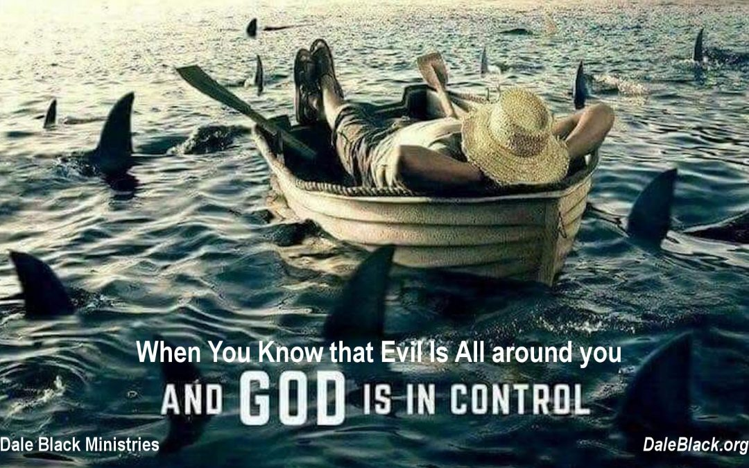 God Is In Control – Dale Black